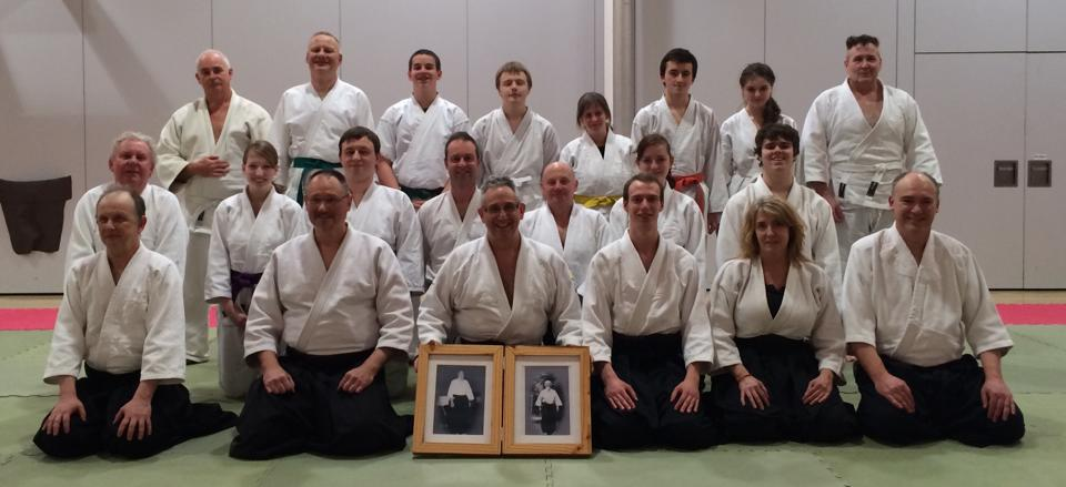 Rising Sun Aikido class photo