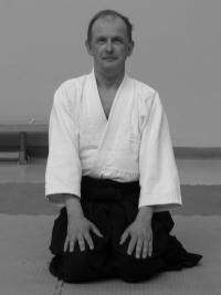 Paul Newnham sensei, 1st dan