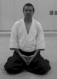 Pete Gillings sensei, 6th dan