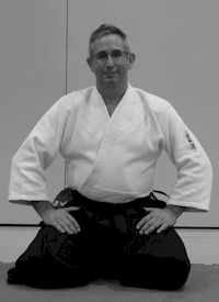 Phil Benge sensei, 4th dan